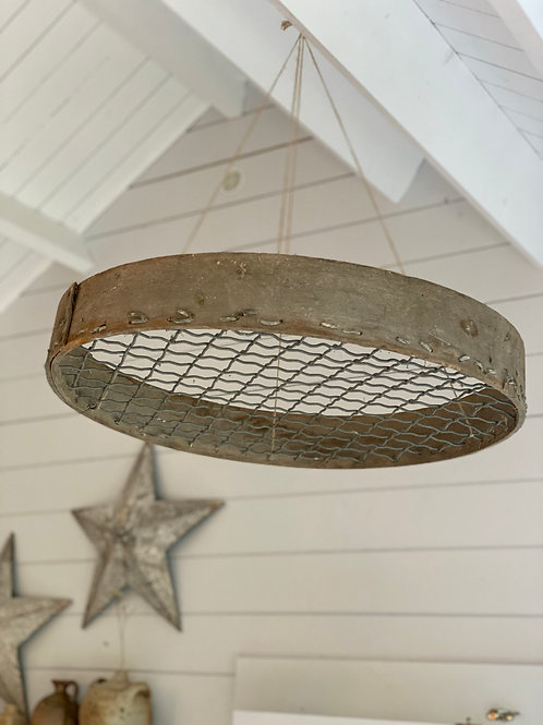 Wooden Garden Sieves
