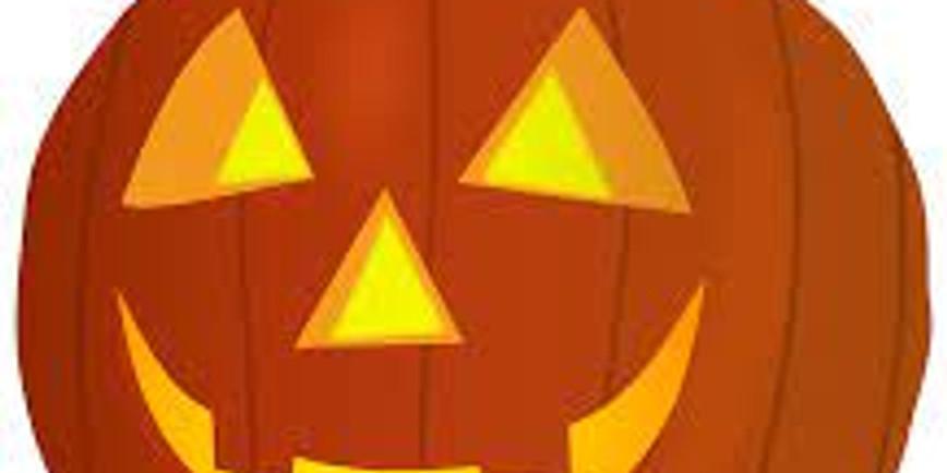 October Social - Pumpkin Party