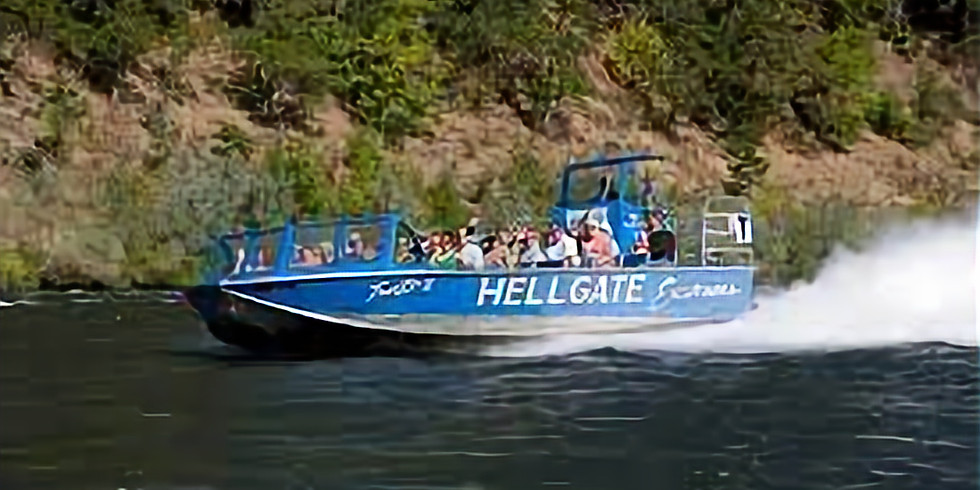 Hellgate Jet Boat Excursion in Grants Pass
