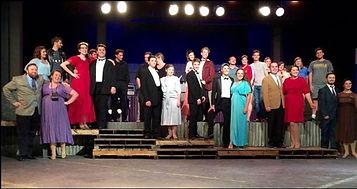 Kincaid Regional Theatre - Falmouth, Kentucky - Actor - Theatre - Pendleton County - Tourism - Kentucky - Joe Bertucci - Kevin Chlapecka - Brett Price - Christina Tully - Tyler Gabbard