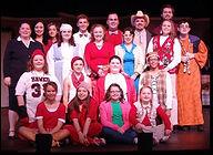 KRT - Kincaid Regional Theatre - Christmas - Brett Price - Caroline King - Matt Dreyer - Emily Tortorella - Donald Knox - Aimee Zimmer - Cody Dawson - John Sidenberg - Kaitlyn Samson - Falmouth, Kentucky - Falmouth, KY - Theatre - Actor - Actress - Singer