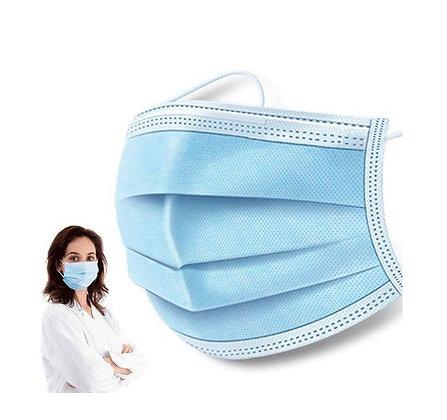 1 boîte de 50 x Masque chirurgical - ASTM Niveau 1