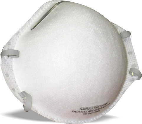1 boîte de 20 x Masque respiratoire N95 - approuvé NIOSH