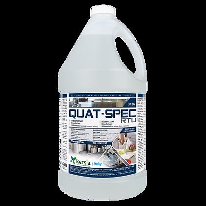 4 litres - Désinfectant Désodorisant, antimoisissure (surface dures inanimés)