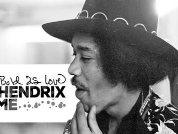 Bold As Love: Jimi Hendrix at Home