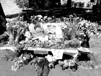 A Community Says Goodbye