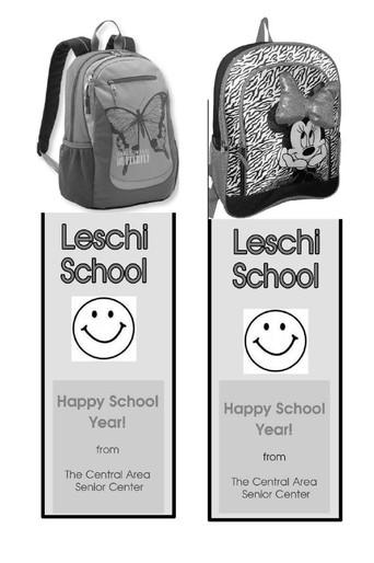 Leschi School finds New Friends!