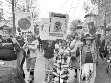 Contemporary Native Activism and Culture in the Northwest