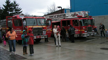 Fire Station Six - open house