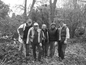 Parks Update: Our Third Saturday Work Party