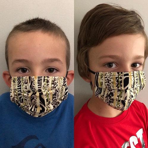 Masque enfant animal