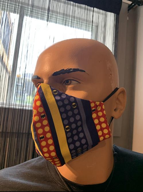 Masque moulé Batman