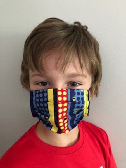 Masque enfant Batman