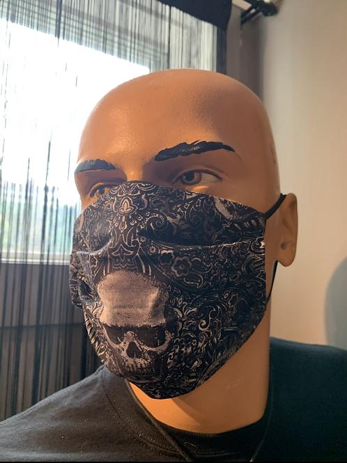 Masque à crane
