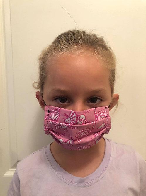 Masque enfant dinausores