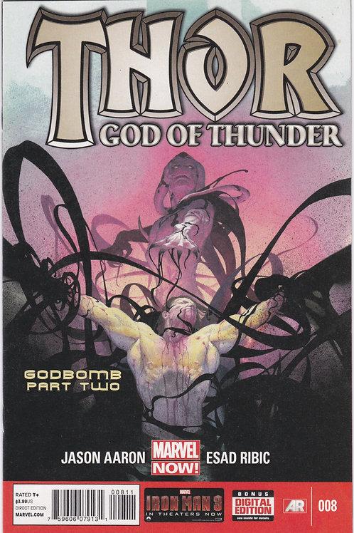 Thor God of Thunder #8