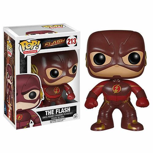 Funko Pop! Television DC Flash The Flash Vinyl Figure #213