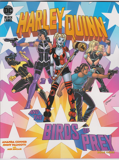 Harley Quinn and The Birds of Prey #3 (of 4)