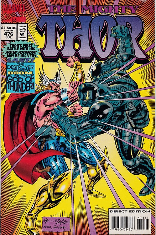 The Mighty Thor #476 (1st Series)