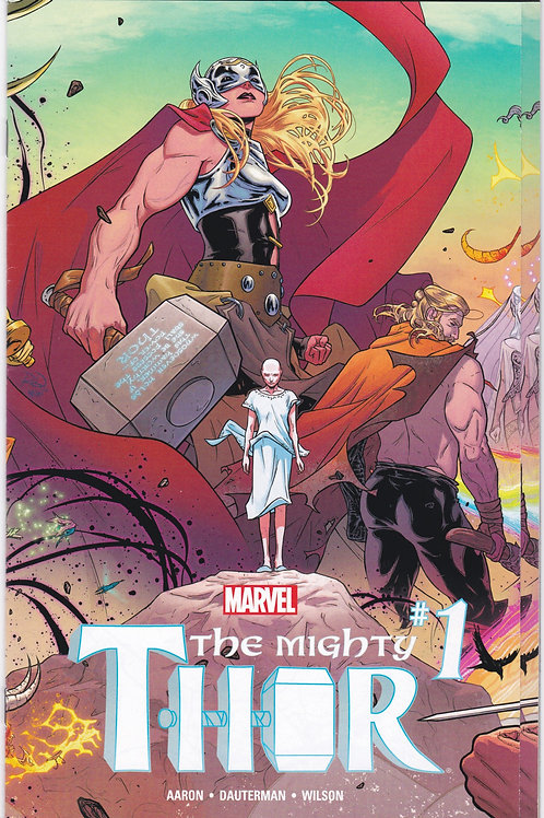 The Mighty Thor #1 (5th Series)