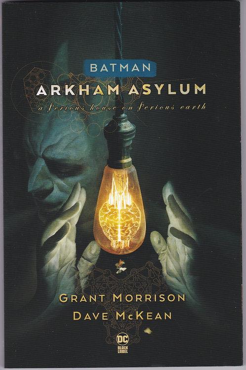 Batman Arkham Asylum New Edition
