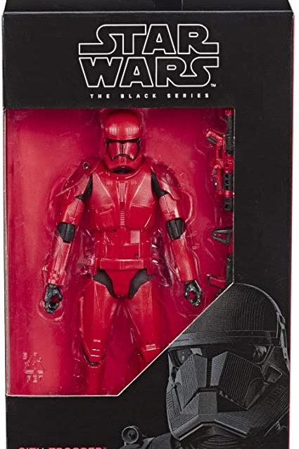 Star Wars The Black Series The Rise of Skywalker Sith Trooper