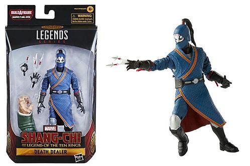 Marvel Legends Series Shang-Chi Legend of Ten Rings Death Dealer w/ Mr. Hyde Arm