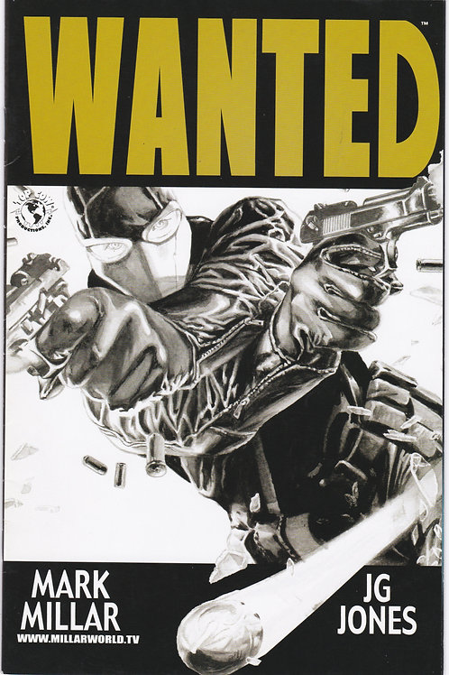 Wanted #1