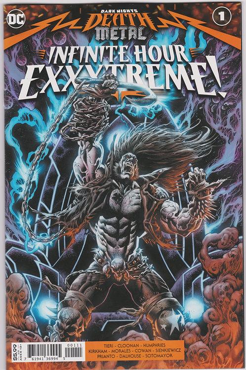 Dark Nights Death Metal Infinite Hours Exxxtreme #1 (One Shot)