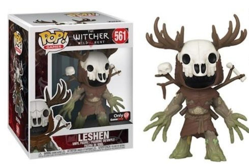 Funko The Witcher Wild Hunt Leshen GameStop Exclusive Giant Sized Pop!  #561