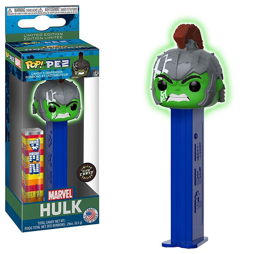 Funko Hulk Pop PEZ! CHASE Candy Dispenser