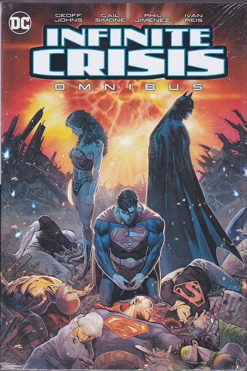 Infinite Crisis Omnibus New Edition