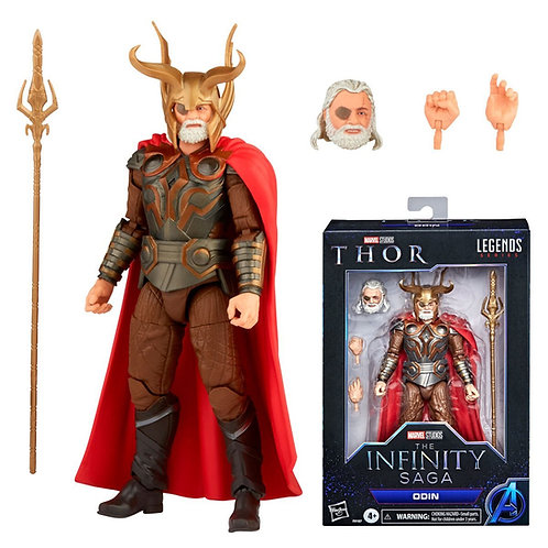 Marvel Legends Infinity Saga Thor Odin 6-Inch Action Figure