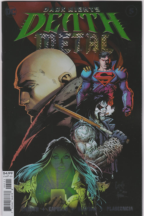 Dark Nights Death Metal #5 (of 7)