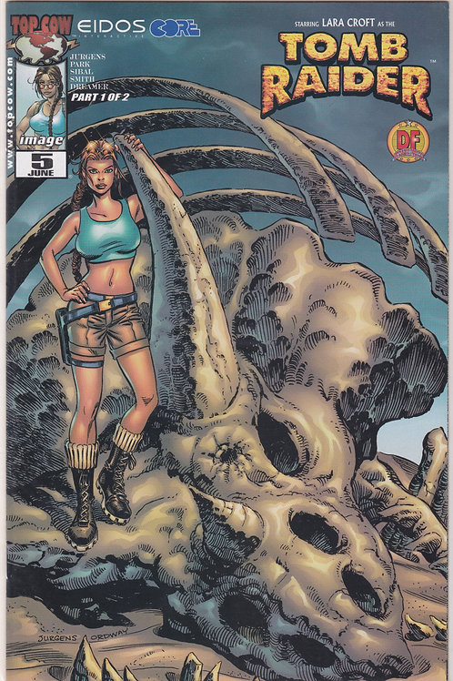 Tomb Raider #5 (Sealed With DF Cert)
