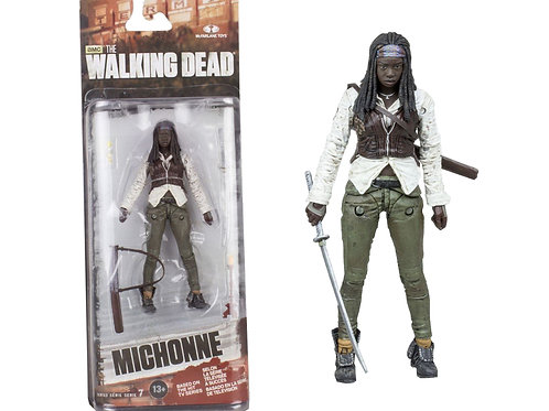 The Walking Dead McFarlane Michonne Series Seven Action Figure