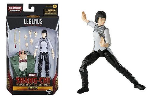 Marvel Legends Series Shang-Chi Legend of Ten Rings Xialing w/ Mr. Hyde Torso