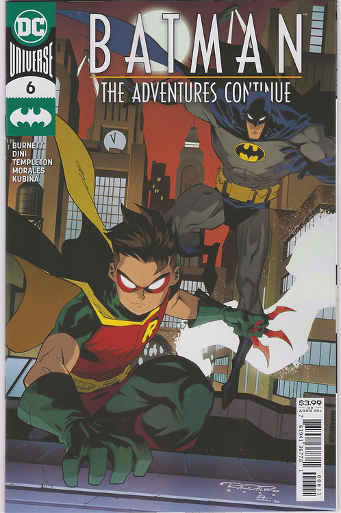 Batman The Adventures Continue #6 (of 7)