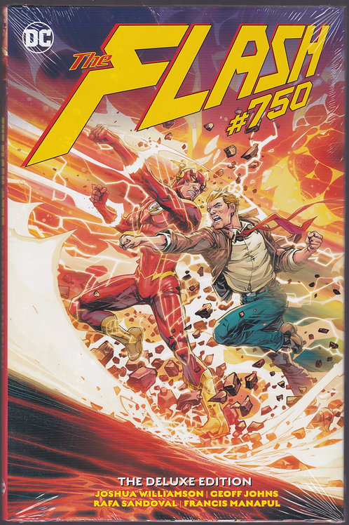 Flash #750 Deluxe Edition