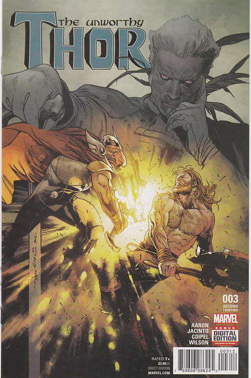 The Unworthy Thor #3 (Second Printing)