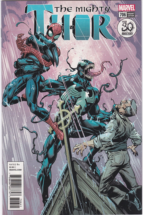 The Mighty Thor #706 (3rd Series) Venom Variant