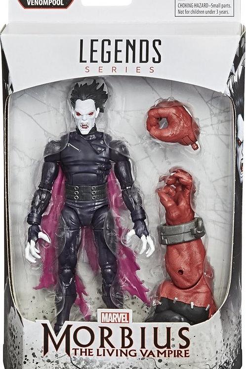 Marvel Legends Series Morbius the Living Vampire with Venompool Arm