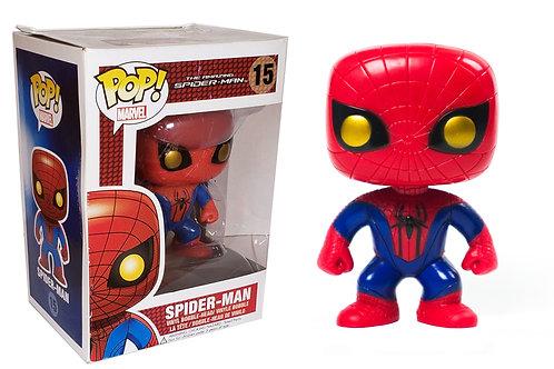Funko Pop! Marvel The Amazing Spider-man Vinyl Figure #15