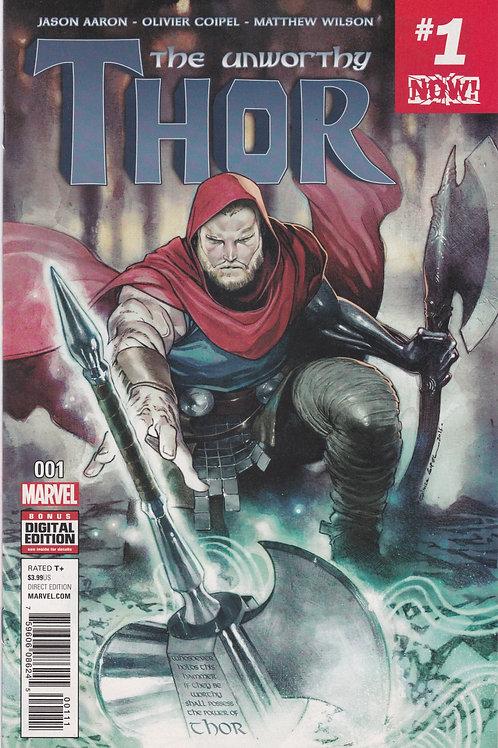 The Unworthy Thor #1 (Second Printing)