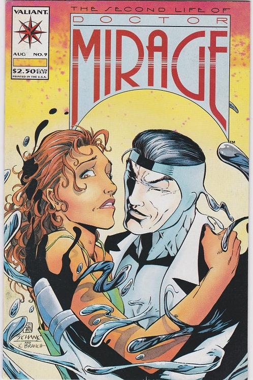 Doctor Mirage #9