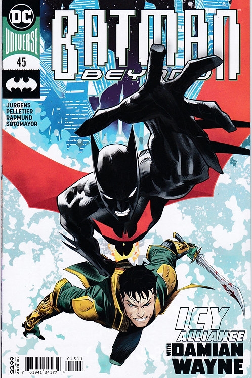 Batman Beyond #45