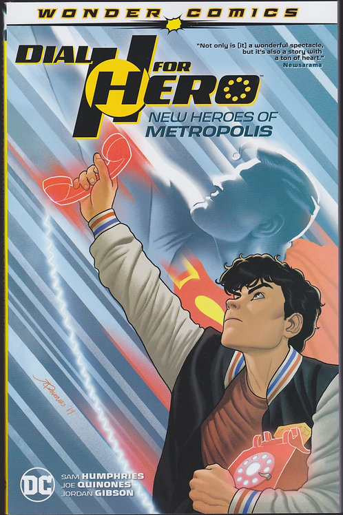 Dial H For Hero VOL 02 New Heroes of Metropolis