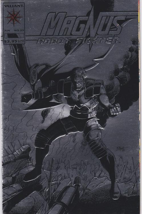 Magnus Robot Fighter #25