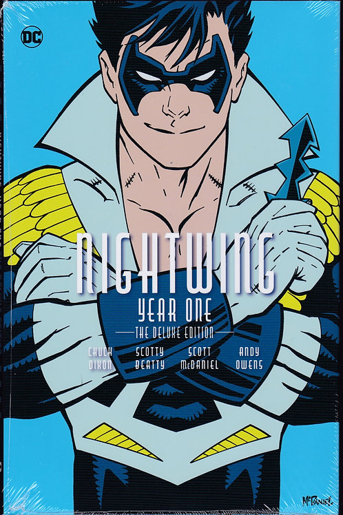 Nightwing: Year One Deluxe Edition