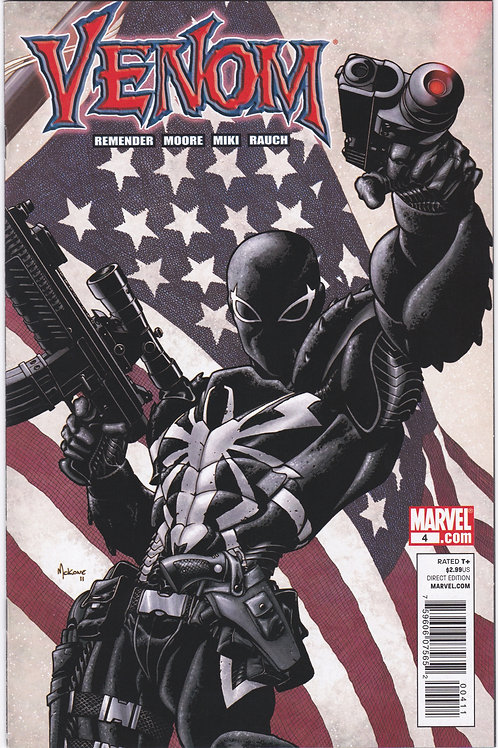 Venom #4 (2011)